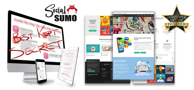 Social Sumo product big bundle